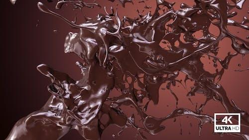 Chocolate Jet Stream Splash V1
