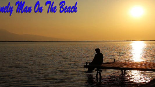 Thumbnail for Lonely Man On The Beach
