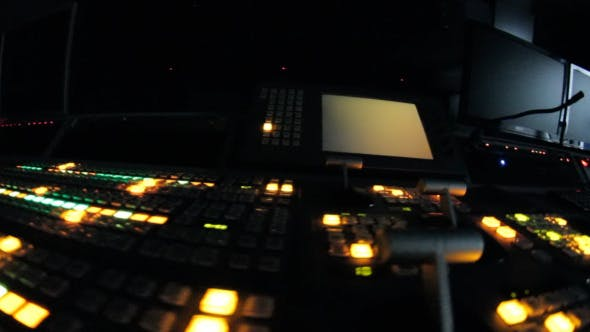 Thumbnail for Television Control Room Panels Pack 2