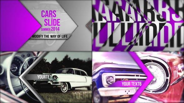 Cars Slide Show