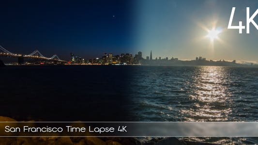 Thumbnail for San Francisco Time Lapse 4K