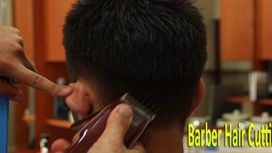 Thumbnail for Barber Hair Cutting