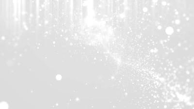 Clean Particles Background