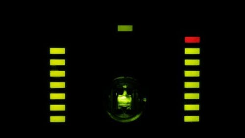Stereo Levels in the Dark