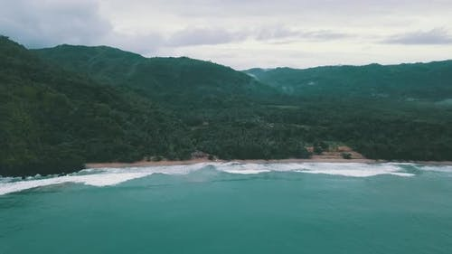 Beach Dron