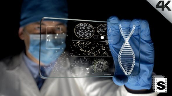 Thumbnail for Dna And Chemical Analysis