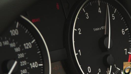 Thumbnail for Sports Car Dashboard