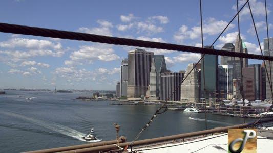 Thumbnail for Manhattan from Brooklyn Bridge