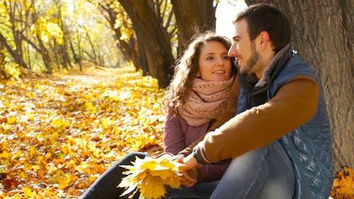 Herbst Flirt