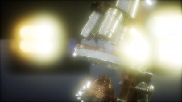 Thumbnail for Retro Microscope