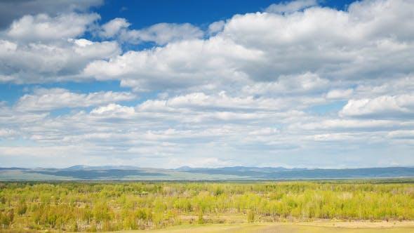 Thumbnail for Landscape, Khakassia