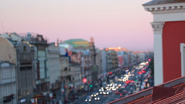 Thumbnail for Nevsky Prospekt In The Evening