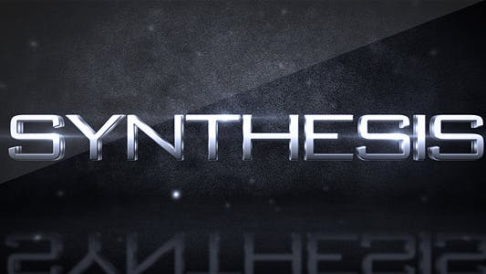 Thumbnail for Synthesis - Logo Reveal