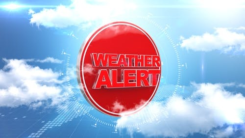 Weather Alert Transition