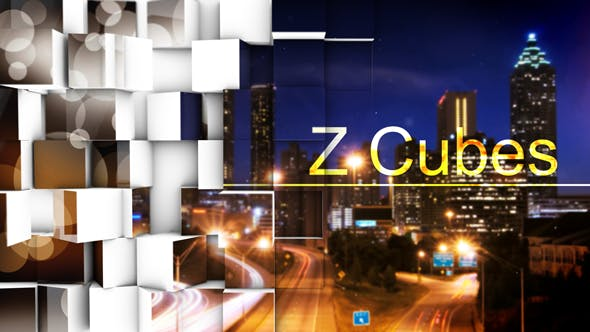 Thumbnail for Z Cubes - Transition