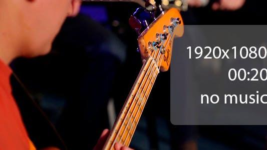 Thumbnail for Bassist 3
