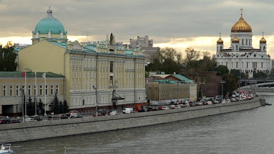 Thumbnail for Moscow City View 3