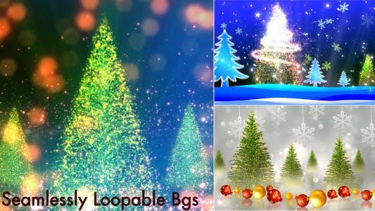 Thumbnail for Christmas Tree BG Pack V2