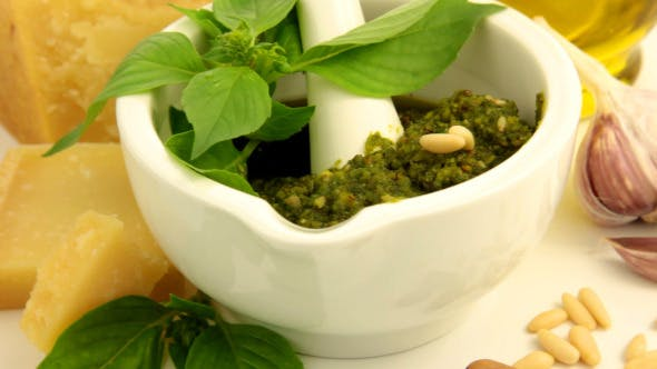 Thumbnail for Italian Pesto Sauce