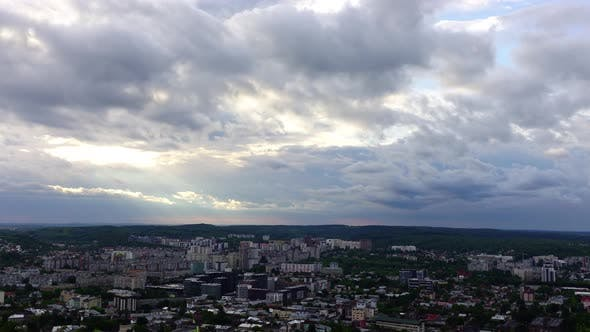 Thumbnail for Clouds Over the City