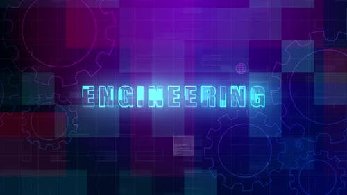 Engineering Text Background 948