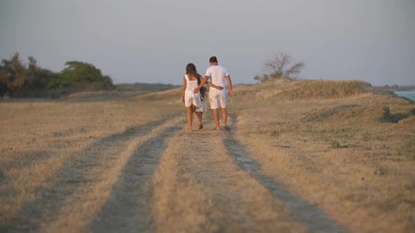 Thumbnail for Family Goes on a Dirt Road