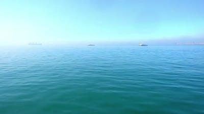 Ocean From Ship Deck