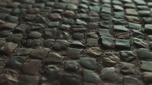 Stone Blocks in the Walkway