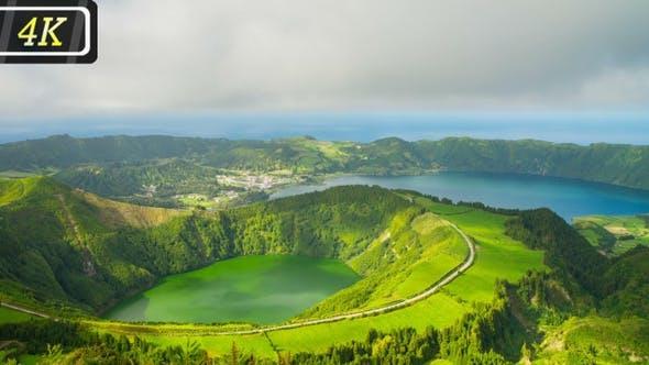 Iconic Azores Panorama