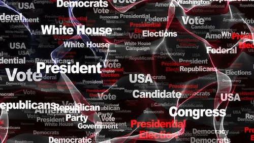 Presidential Election Keywords
