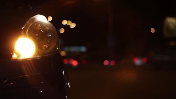 Thumbnail for Alarm Night Car Street Light