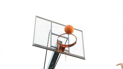 Playing Basketball 2 Videos Set
