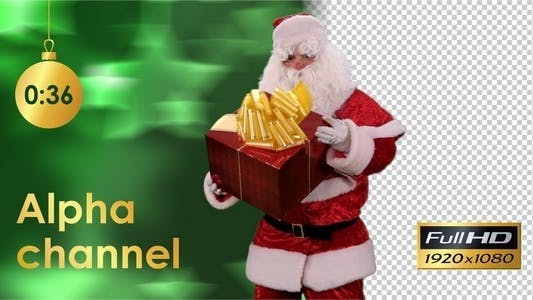 Thumbnail for Santa Claus With Gifts 2