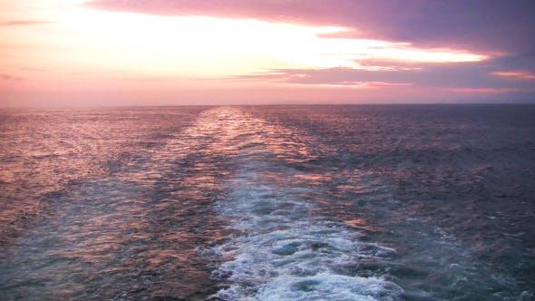 Thumbnail for Sunset Astern