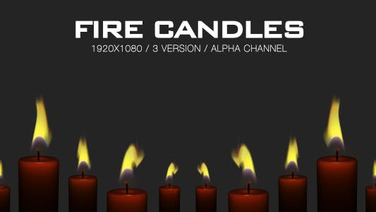 Thumbnail for Fire Candles ( 3 in 1)