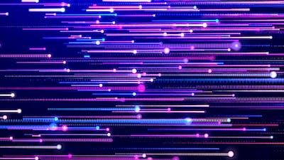Multicolor Lines 4K 02