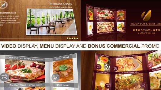 Thumbnail for New Restaurant Presentation