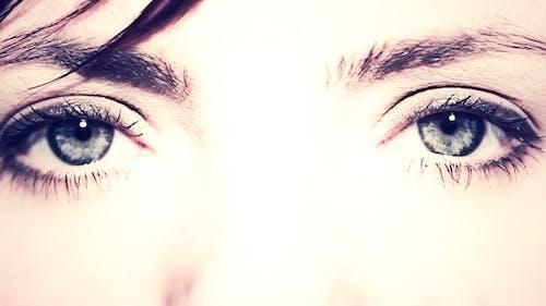 Woman`s Eyes