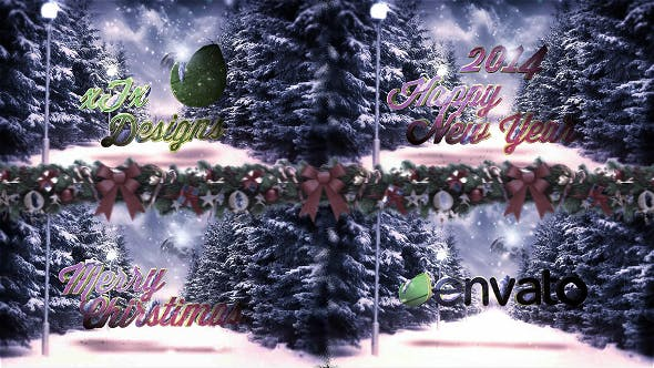 Thumbnail for New Year & Christmas Logo Grettings