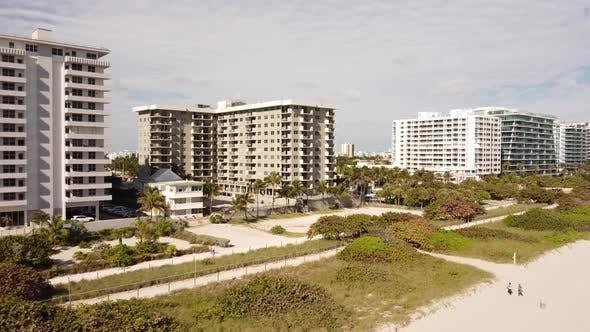 Thumbnail for Beachfront Condominiums Miami Beach Real Estate Footage For Virtual Video Tours