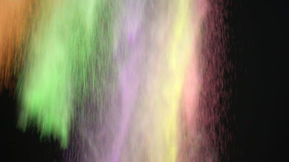 Cover Image for Colored Powder Rain