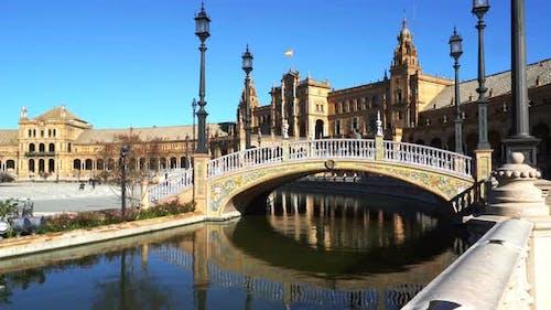 Sevilla, Plaza Espana