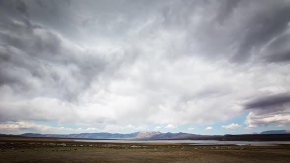 Thumbnail for Time-Lapse Landscape Clouds