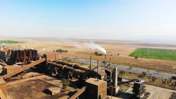 Zinc Processing Plant