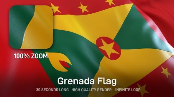 Thumbnail for Grenada Flag
