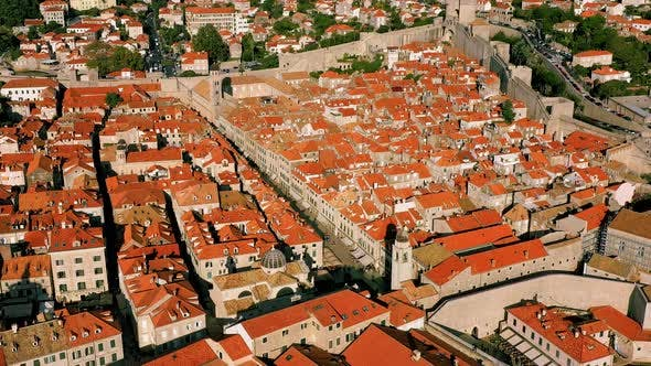 Thumbnail for Old Town in Dubrovnik, Croatia