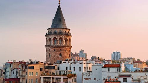 Architecture In Old Istanbul