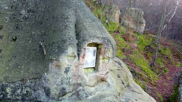 Thumbnail for The Rock Monastery in the Forest