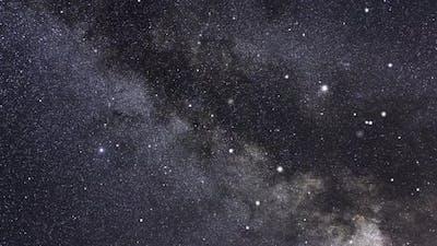 Galaxy Stars Video Footage