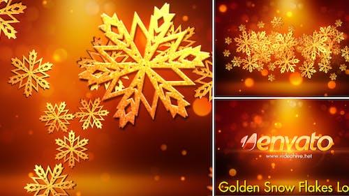 Snowflakes Logo